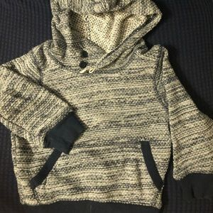 Old Navy Pull-over hooded Sweater
